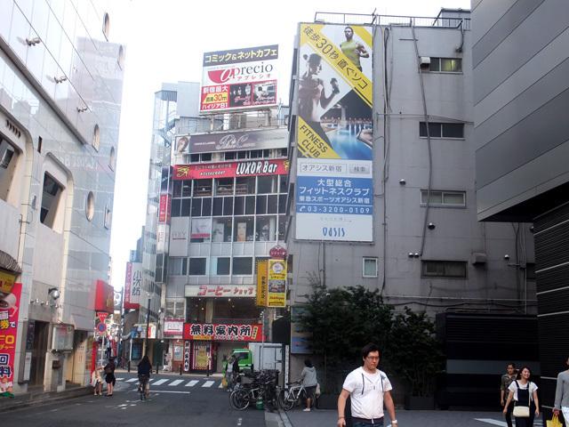 歌舞伎町商店街振興組合ビル