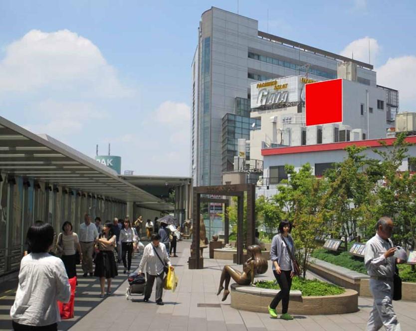 大泉学園駅前 三幸産業第7ビル(北面)