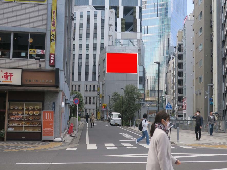 渋谷駅新南口 サンクスプライムビル
