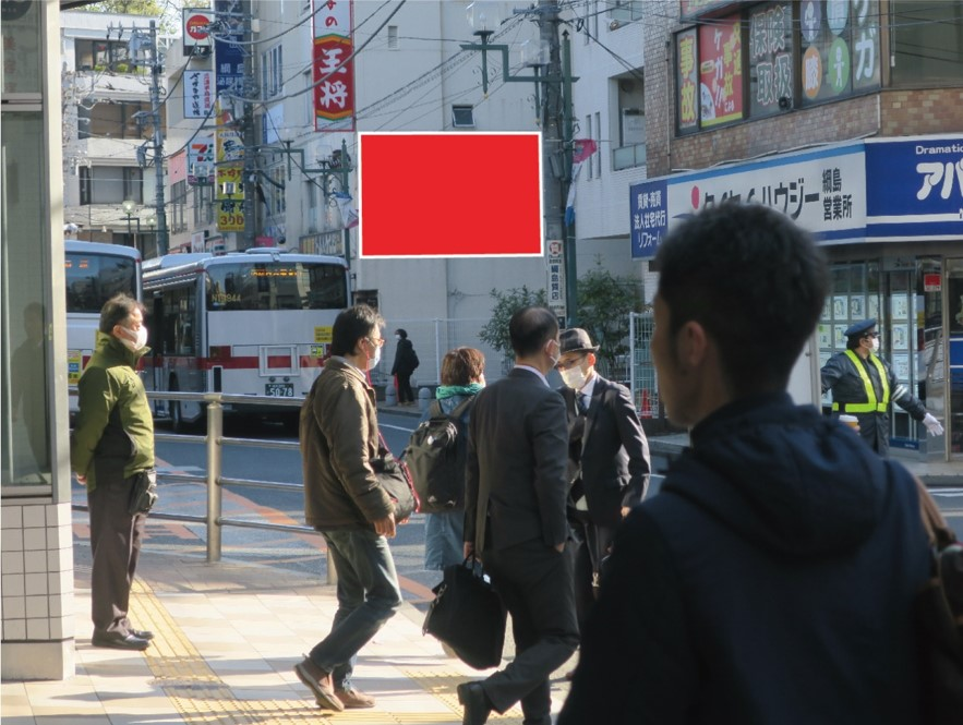 東横線綱島駅 芝田ビル
