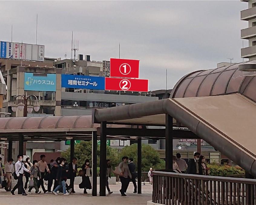 船橋駅北口 YMビル