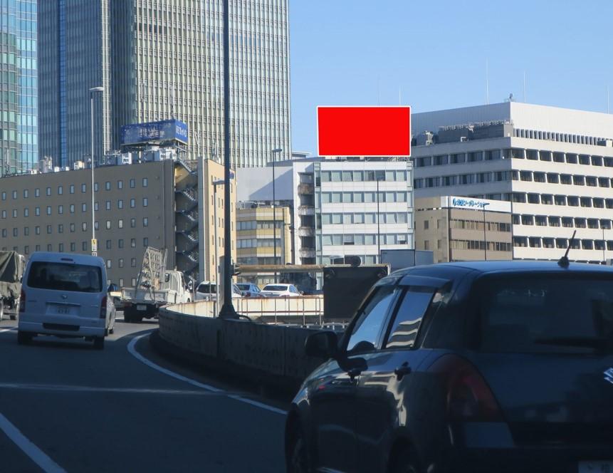 首都高速環状線 日本橋オリーブビル